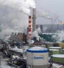 Suncor vs citizen control of oil