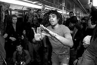Hip hop flash mob