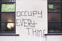 Occupy everything student revolution