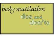 Bodymutilation